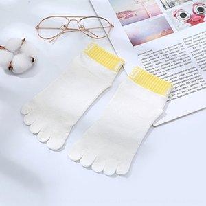 Çocuk pamuk bahar ve yaz Bölünmüş ayak bebek Çocuk bebek beş parmak çorap bölünmüş ayak çorap 4-6-12 izJOd örgü