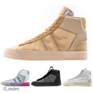 2021 New Arrival Blazer Mid 77 Vintage Laufschuhe für Männer von höchster Qualität Frauen Schwarz Weiß High Help Training Sneakers Größe 36-45