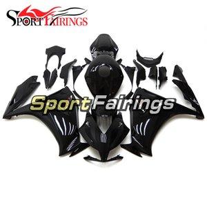 Мотоциклетные обтекатели ABS для CBR1000RR 12 13 14 15 16 Honda CBR1000RR 2012 2013 2014 2015 2016 2012 2013 2014 2015 2016 полные пластиковые Pannels Gloss черный