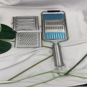 Multi Propósito Cortador Slicer Slicer Aço Inoxidável Ferramenta Vegetal Torção Acessórios Chopper Acessórios New Dicer Home Venda Quente 18JT K2
