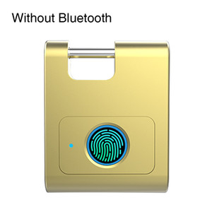 FreeShipping Security 360 Degrees Anti-theft Home USB Rechargeable Cabinet Fingerprint Lock Padlock Bluetooth Mini Dormitory Smart Keyless