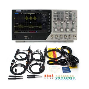 Hantek DSO4254C Digital Storage Oscilloscope 4 Channels 250Mhz LCD PC Portable USB Oscilloscopes +EXT+DVM+Auto range function