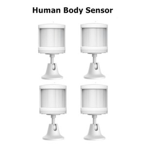 Orignal Body Motion Sensor 2 Human Body Sensitive Ambient Light Dark Transducer Bracket Bluetooth Mesh Work With Mihome