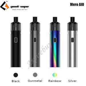 Original GeekVape Mero AIO Kit 2100mah Battery MTL DTL Pod Vape with B series Coil Electronic Cigarette Vaporizer