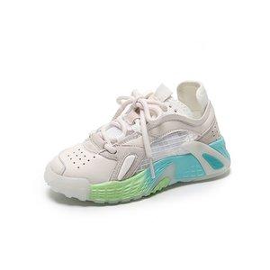 Scarpe da bambino 2020 estivi e autunnali scarpe nuove ragazze dei bambini scarpe Youth Net sneakers in mesh traspirante