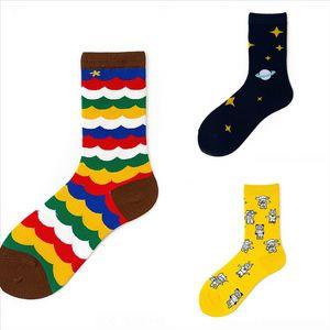 0hd uomini e donne calzini di cotone di alta qualità adatti per bambini in esecuzione calza del ginocchio di Natale, esercizio fisico, adatto per viaggiare ,,