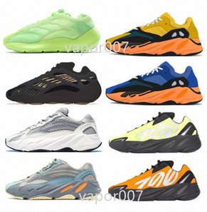 2021 kanye west wave runner men women 700 v1 v2 v3 mnvn shoes Safflower Sun Clay Azareth Alvah Azael Bone Inertia sports sneakers trai x56H#