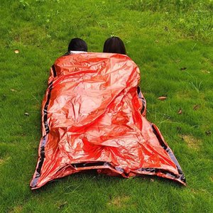 NOW-Not-Schlafsack 2 Person Survival Sleeping-Taschen Thermal Bivy Sack Notfalldecke für Camping Wandern1