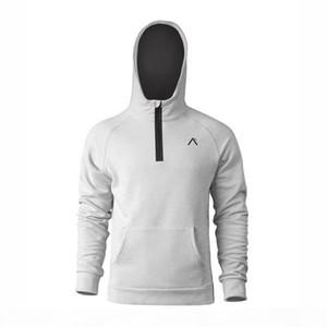 New Arrival Alpha Industries Mark Printed Sportswear Men Sweatshirt Hip-Hop Male Hooded Hoodies Pullover Hoody Clothing 3 Color