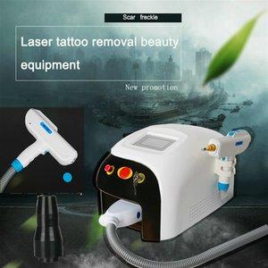 US Tax Free Bester Verkauf Tattoo Entfernung Q Switched Nd-Yag-Laser Hersteller Tattooentfernung Color Clean Schönheit Ausrüstung Ce-Maschine