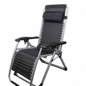 2adet Açık Katlanır Lounge Chair Baş Yastık Nefes Koltuk başlığı Yastık Mat Açık Katlanır Lounge Chair d4WV #