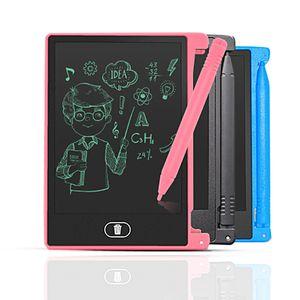 4.4 inch Portable Mini Neutral English LCD Handwriting Board for Children's Drawing Graffiti Message Writing Drawing Board
