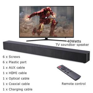RSionch Multifunzione Bluetooth Speaker Wireless Wire Speaker Subwoofer Home Theater Soundbar per TV Computer con FM TF USB