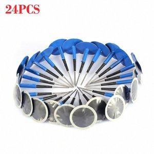 24Pcs Tires Mushroom Nails Tire Repair Tools Car Inner Tube Mushroom Nail Repair Kit Motorcycle Truck Car Professional Tools rtuD#