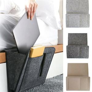 Bed Holder Pockets Bed Pocket Sofa Organizer Pockets Book Holder Remote Control Hanging Caddy Bedside Couch Storage Organizer