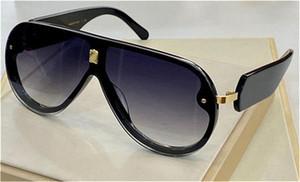تصميم الأزياء الجديدة طيار نظارات شمس 2208 بدون إطار ربط إطار عدسة شعبية السخي أسلوب أعلى جودة UV400 النظارات الواقية