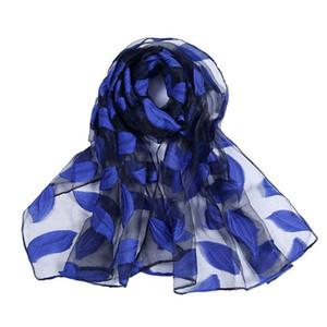 2020 Nieuwe Lente Zomer Vrouwen Sjaal Zijden Sjaals Sjaals En Wraps Mode Echarpe Bandana Lady Beach Stola Hijab