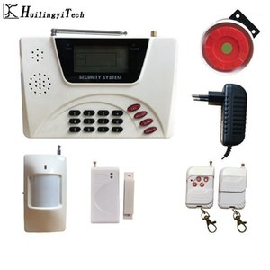 Dual Network Wireless GSM Alarm Security Security System System System System System Sensor Kit para la Security House1