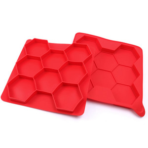 Hamburger Press Mold Silicone Baking Mold DIY Burger Meat Shape Maker Barbecue Baking Moulds Household Kitchen Cooking Tool YYF4223