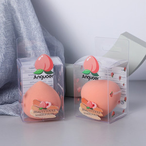 Soft Maquillage Sponge Beauté Beauté Beauté Oeufs Citron Peach Avocat Smisse Fondation Fondation Fondation Cosmétique Feuille Cosmétique Maquillage Maquillage