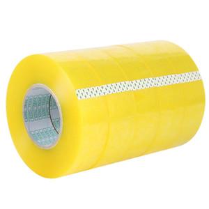 4 rouleaux de carton scellant emballage transparent / boîte de boîte - 2 mil-2inch x 33 mètres de bureaux de bureau ruban adhésif ruban ruban ruban