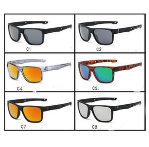 رخيصة ماركة نظارات للرجال والنساء ظلال الشمس نظارات النساء عاكس طلاء مربع نظارات الشمس رجل الرياضة نظارات الشمس
