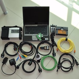 2020 for bmw icom next mb star c5 diagnostic scanner with laptop d630 hdd 1tb soft ware 2in1 ready to use full set