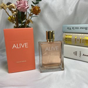 2020 Hot New Arrivals women perfume boss alive EAU DE PARFUM 80ml Attractive fragrance long lasting time free fast shipping perfume