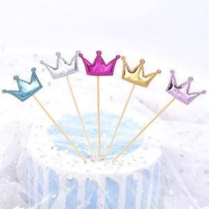PU decorazioni stelle paillettes amore amore a forma di cuore riflessione colorato moda corona torta nuovo decorare le forniture di nozze Nuovo arrivo 3JY K2