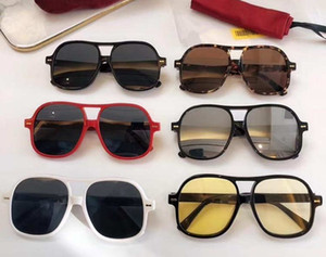 Occhiali da sole polarizzati BigRim Polarized Mirror Polarized Design Unisex Bigrim Polarized UV400 Pure-Plank FullRim 59-20-145 per prescrizione