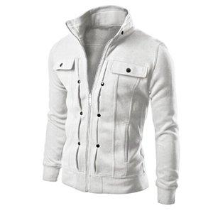 2020 hommes veste nouvelle mode Marque Slim Conçu Lapel Cardigan erkek mont chaquetas hombre Homme Veste