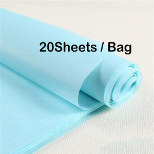 20sheets bag Tissue Paper Flower 50*66cm Gift Packaging Home Decoration Festive & Party Wedding Diy Gift Packing jllpyK