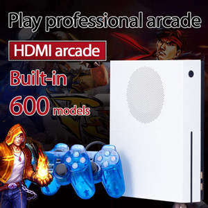 600 Games Arcade TV Game Console HDMI HD GBA Retro Double Nostalgic Home Arcade Game MAME GBA  SMD SNES NES