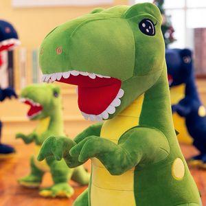 Хорошенький динозавр плюшевая игрушка Сладкий Динозавр подушка Фаршированные куклы Cute Dinosaur Плюшевые игрушки Kid Рождественский подарок