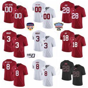 NCAA Alabama Crimson Tide Американский футбол 3 Даниэль Райт Джерси 28 Джош Джоб Кристиан Харрис LaBryan Рэй Джон Metchie III Мужчины Женщины Дети