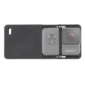 gopro Adapter Handheld Gimbal Switch Mount Plate for GoPro Hero 7 6 5 4 3 3+ Yi 4k Camera for DJI Osmo Feiyu Zhiyun Smooth Q Gimbal Tik Tok