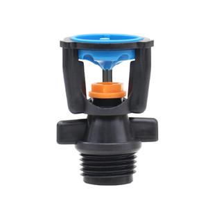 """1/2 """"Sprinklers giratorios de rosca externa de 360 grados rotativos boquillas de rotación Mini Wobbler Riego Agua Spray Sprinkler Farm"""