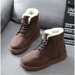 Designer 2020 Frauen Stiefel Winter Schneeschuhe Weibliche Stiefel Du Antong Warm Spitze Wohnung mit Frauen Schuhe Flut Botas Mujer Heißer Verkauf Frauen Boo