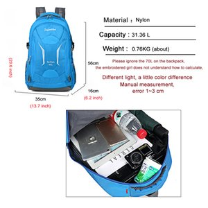 Mens Backpack 2020 Quality Oxford Cloth Waterproof Outdoor Travel Backpack Youth Student Sports Bag Girl Luggage Bag Couple Bag