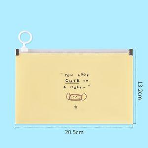 Mask Cover Bag Portable Facemask Holder Face Mask Storage Box Case Save Mask Boxes caja para guardar mascarillas 80 G2