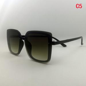 Black Sunglasses Womens Sunglasses Quadrado Roxo UV400 moda Óculos de Sol de Alta Qualidade Homem Top Quality The New Cool Woman Luxurys Designers
