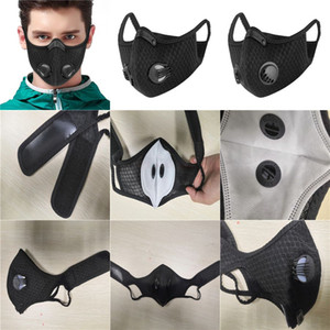 DHL free shipping 2020 new  face masks outdoor riding dust mask anti smog fashion mask tactical mask factory direct sales
