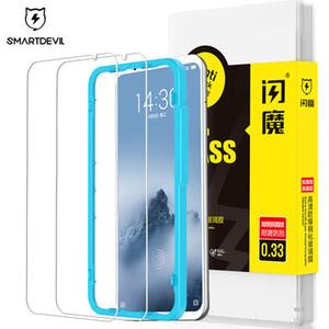 Protector de pantalla para Meizu SmartDevil 16a Plus de protector de vidrio templado Para Meizu16xs 16S película teléfono móvil endurecido Pro