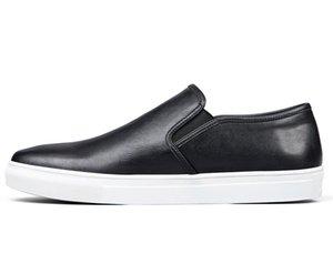GM GOLAIMAN Men's Boat Shoes Slip On-Casual Sneaker Moc Toe Loafer