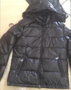 Mens Design Coat Hooded Parka Men Winter Jacket Windbreaker Parkas Down Coat Thick Jackets Mens Fashion Jackets Asian Size Men's Clothing