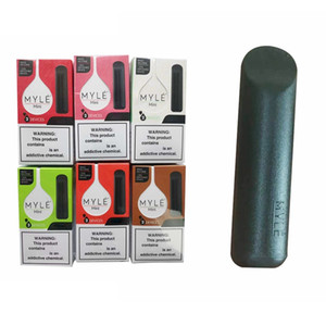 Myle Mini Disposable Vape Pen Starter Kit 300 Puff Pods Cartridges Pre-Filled Electronic Cigarette Myle Mini Vape