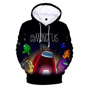 2020 Tracksuit Among Us NEW Hoodie Sweatshirts Autumn Winter Hoodies Fashion Sudadera Harajuku Print Men Women Pullover