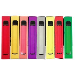 Popular popular pod e kit de cigarro de 3,2ml Carrinhos de óleo 550mAh bateria com código de barras POUNDPLUS Vape Caneta vazia vaping