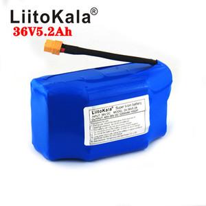 Paquete de baterías de ion de litio recargable 36V 5200mAh 5.2Ah Litio de iones de litio para auto equilibrio Scooter Hoverboard Unicycle