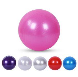 Yoga fitness esercizio palla spessa esplosione a prova di esplosione palle da massaggio palle rimbalzando palla ginnastica pilates allenamento palle 45/55/65 cm 5 colori all'ingrosso